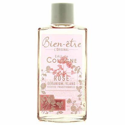 """Picture of """"bien-etre"""" Eau de Cologne Aux Absolues de Roses 250 ml"""